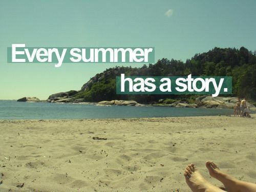 wonder what this summer's will be <3