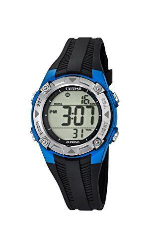 Calypso Jungen-Armbanduhr Digital Quarz Plastik K5685/5 - http://kameras-kaufen.de/calypso/calypso-jungen-armbanduhr-digital-quarz-plastik