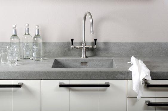 Kemie Ceramistone Concretto - Product in beeld - Startpagina voor keuken ideeën | UW-keuken.nl