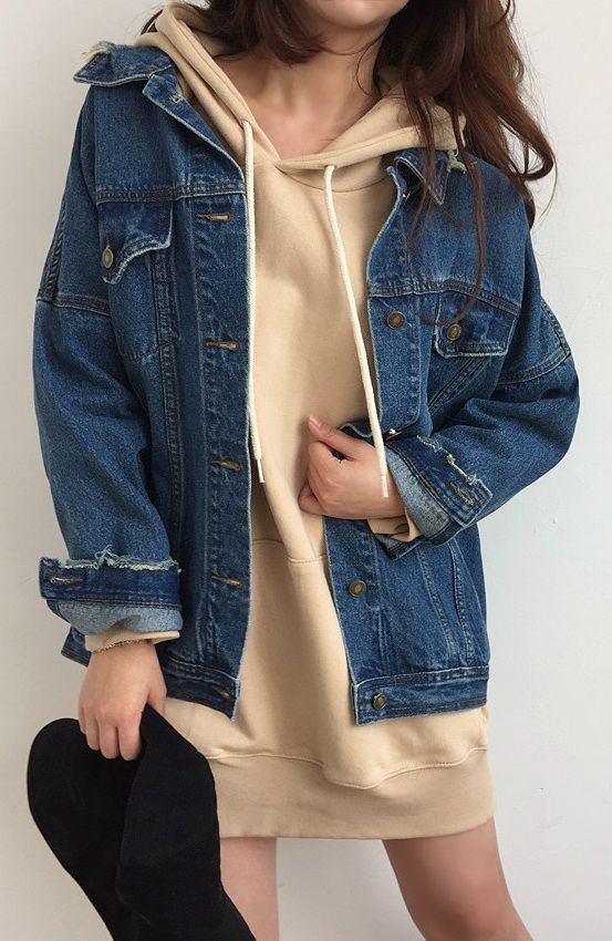 Cool Denim Outfits