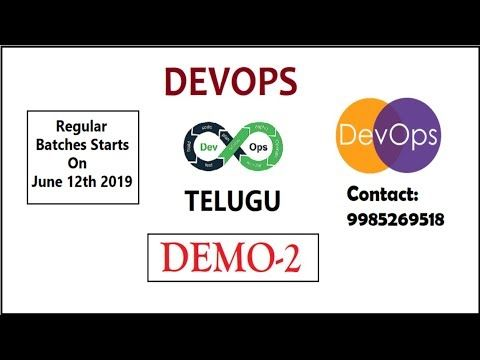 What Is Devops Architecture Demo 2 I Devops Tuitorials I By Hari