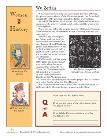 tang dynasty worksheet The sui and tang dynasty last class: han dynasty and buddhism remember there is a quiz next class  how does education change society 1 write down your own answer (section i of your worksheet) 2 discuss with a partner 3 prepare to share review of the silk road and buddhism complete section ii of your worksheet after the video sui dynasty.