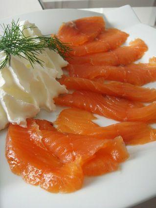 saumon gravlax recette d 39 anne sophie pic food recipes in. Black Bedroom Furniture Sets. Home Design Ideas