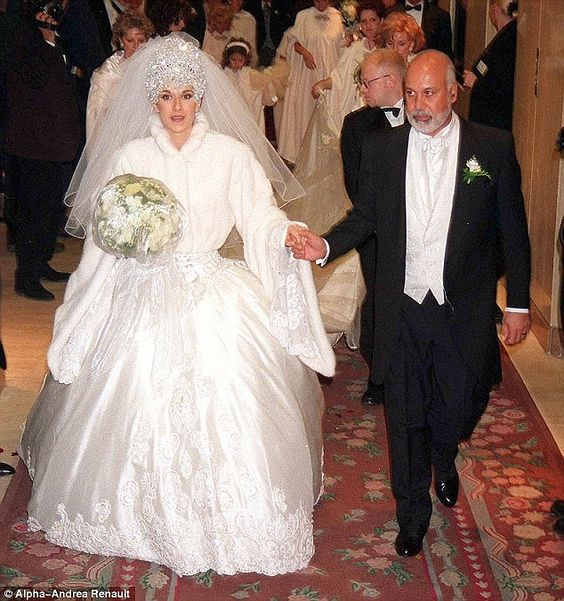 Awful Celebrity Wedding Dresses : The worst celebrity wedding dresses ever public opinion