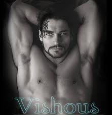 Vishous ~ Black Dagger Brotherhood (Also an AWESOME vampire smut series ladies!!!)