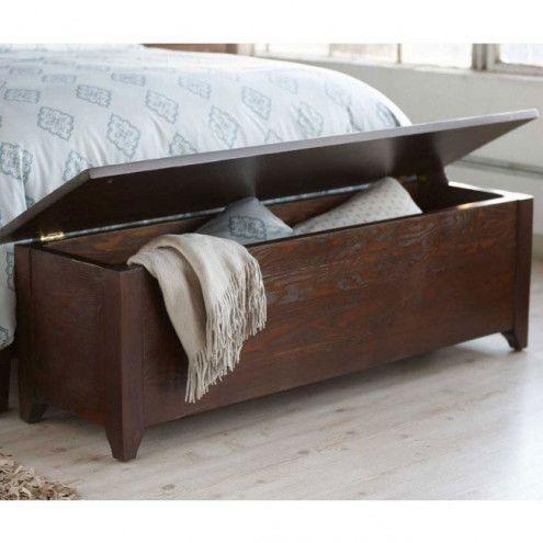 Bedroom Storage Chest Bench, Bed Chest Storage