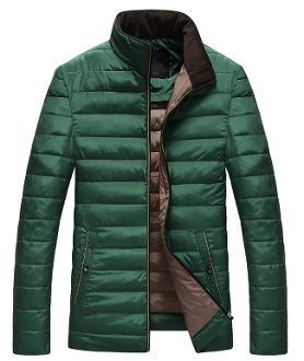Mens Slim Down Jacket | Urban Outdoorsman | Pinterest | Giacche e ...