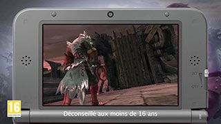 CASTLEVANIA LORDS OF SHADOW MIRROR OF FATE - TEASER SIMON - FR - 3DS