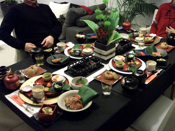 2011122818453696d.jpg (800×600) お正月テブルセッティング Japanese New Year's table