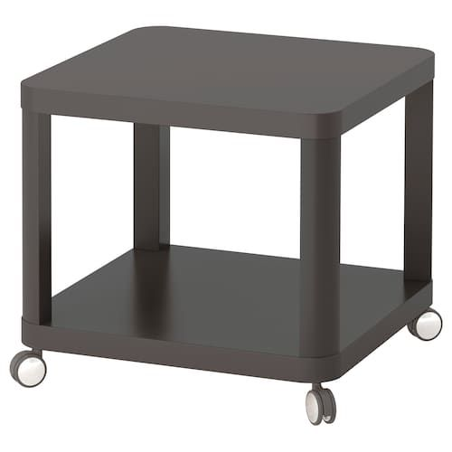 Ikea Friheten Canape Lit D Angle Rgt Integre Skiftebo Gris Fonce