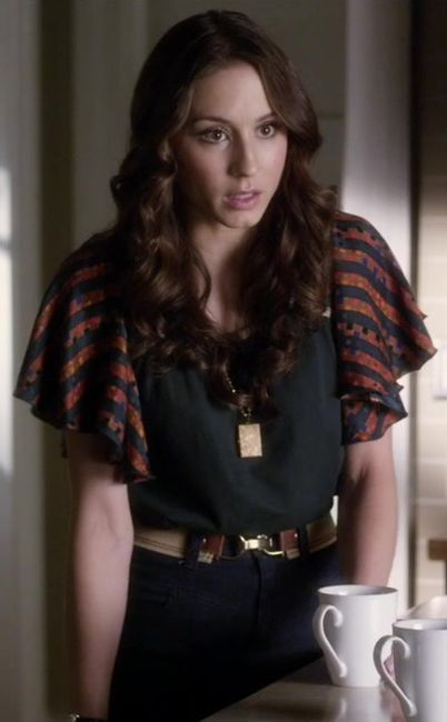Photos Videos and Spencer hastings on Pinterest