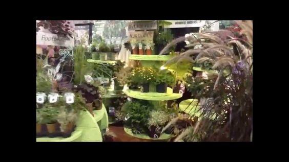 retail pallet displays garden centre - Google Search