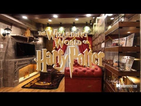 Harry Potter Themed Condo Airbnb Rental Makeover Youtube Rental Makeover Airbnb Design Airbnb Rentals