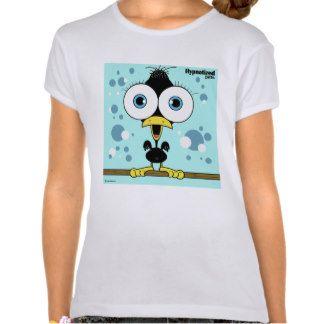 Black Bird Girls' Bella Fitted Babydoll T-Shirt