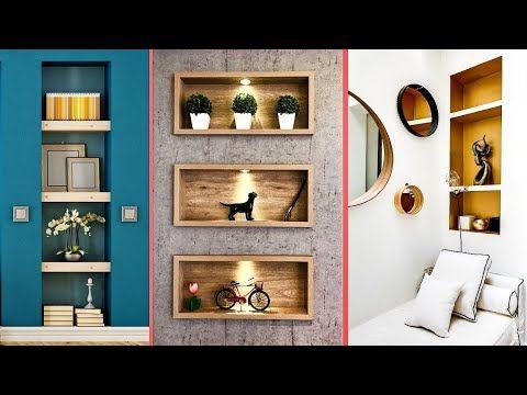 Top 100 Living Room Wall Niche Design Ideas For Modern Home Interior Interior Decor Designs Y Modern Living Room Wall Modern Houses Interior House Interior