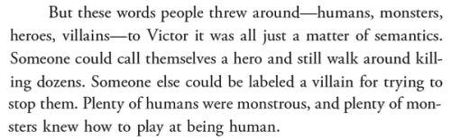 V.E. Schwab, Vicious