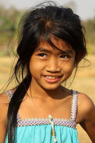 Cambodia by Retlaw Snellac, via Flickr