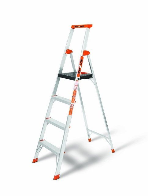 Little Giants Platform And Ladder On Pinterest