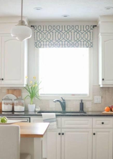61 Trendy Kitchen Window Ideas Curtains House Modern Kitchen Window Kitchen Window Treatments Diy Kitchen Window Treatments