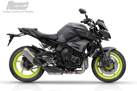 Image Gallery: 2016 Yamaha MT-03 and MT-10