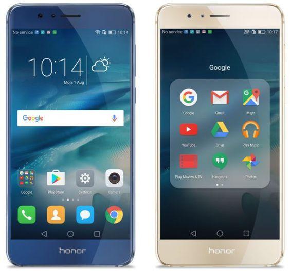 Huawei Honor 8 : Tout sur les spécifications techniques du mobile