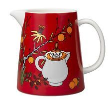 Moomin Pitcher 1 L Special Product 2015-2016 Little My's Day Arabia