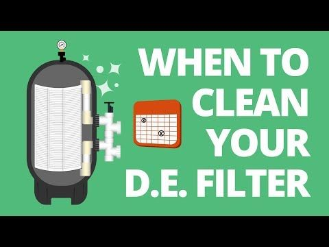 Do You Know How To Clean A Pool Filter Are You Sure Get Crystal Clear Pristine Pool Water By Keeping Any Type Of Filter Pool Care Pool Filters Pool Cleaning