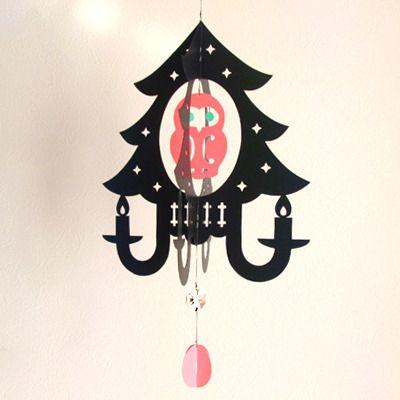 "mobile""morino-chandelier"" by chamo"
