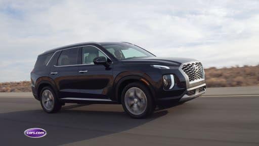 2020 Hyundai Palisade Is A Big Suv Step Up Video With Images Hyundai Canada Hyundai Suv