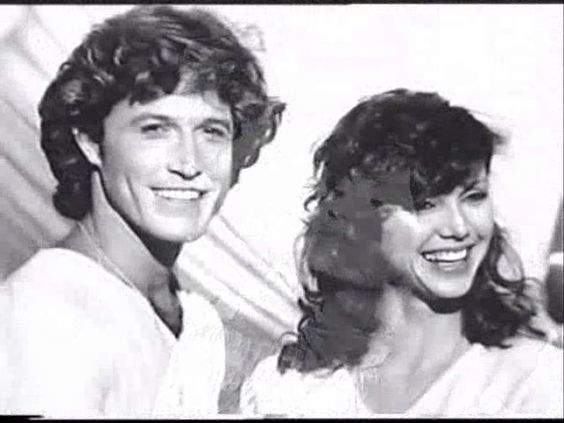 Andy Gibb and Victoria