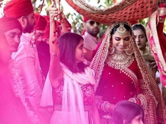 15 Best Kept Secrets From The Deepika Padukone Ranveer Singh Wedding Bollywood Wedding Celebrity Weddings Sabyasachi Bridal