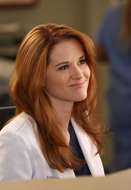 Sarah Drew. Love her!! such a fabulous actress