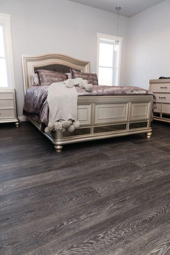 Flooring Luxury Vinyl Plank Coretec Olympus Contempo Oak Bedroom Flooring Tile Bedroom Bedroom Laminate Flooring