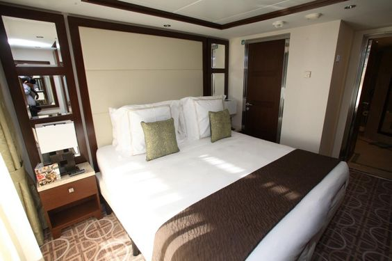 Celebrity Cruises Stateroom