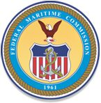 Official seal of the Federal Maritime Commission