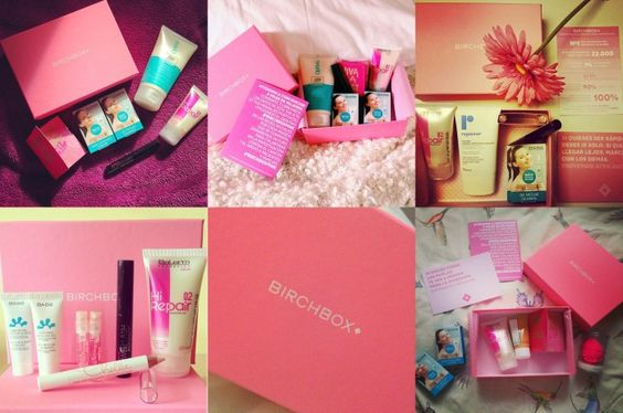 Las bloggers opinan sobre la Birchbox Living Pink