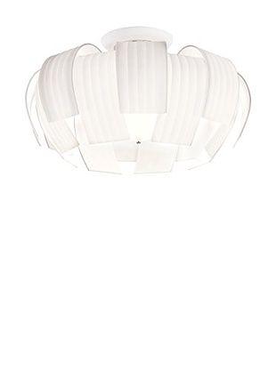 Light&Design Deckenlampe Elvan weiß