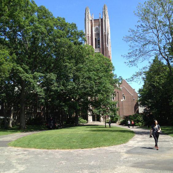Wellesley Colllege Academic Quad