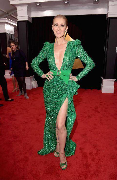 Grammys 2017: Women wearing nice dresses