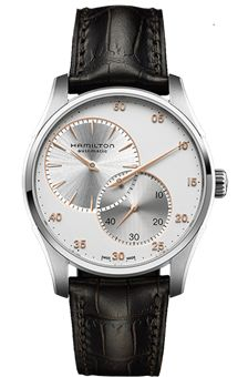 Hamilton Jazzmaster Regulator Auto