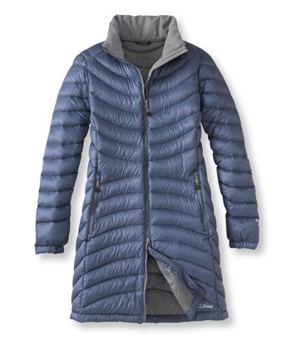 L L Bean Ultralight 850 Down Coat 199 Free Shipping At