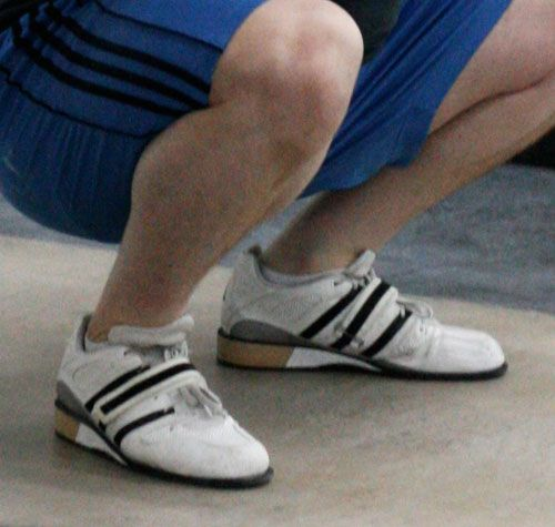 Proper Foot Position in the Squat, Greg Everett,