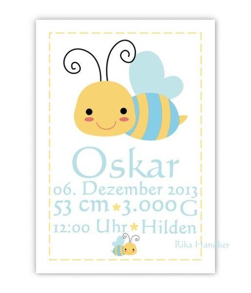 Personalisierte Geschenke Baby Geburt Taufe Kinder von Personalisiserte Kinderbilder, Poster, Kunstdrucke, Geschenke zur Geburt & Taufe & Hochzeit. auf DaWanda.com