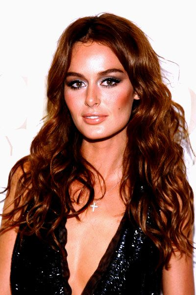 Super Model Nicole Trunfio -Do you know the secret to getting free #celebrity #autographs? Click to find out.