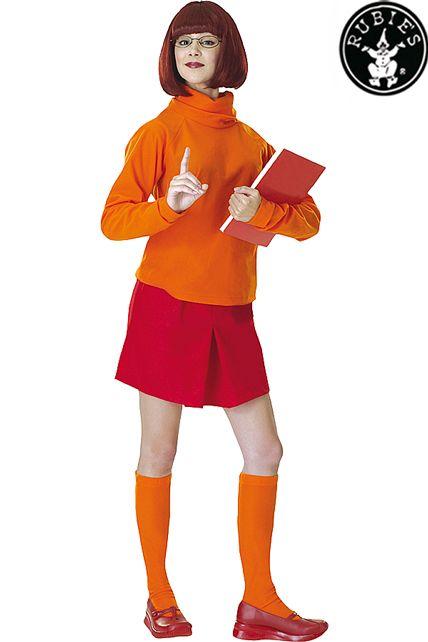 le deguisement vera du dessin animé scoobydoo scoubydou Le Deguisement.com