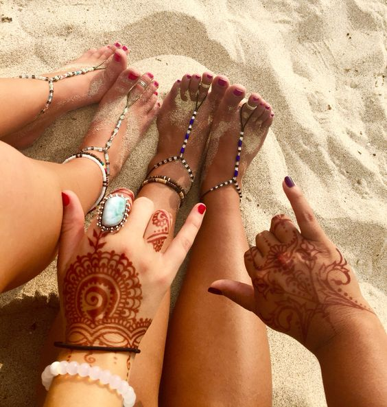 #henna #kona #hawaii #native #beach #magicsands