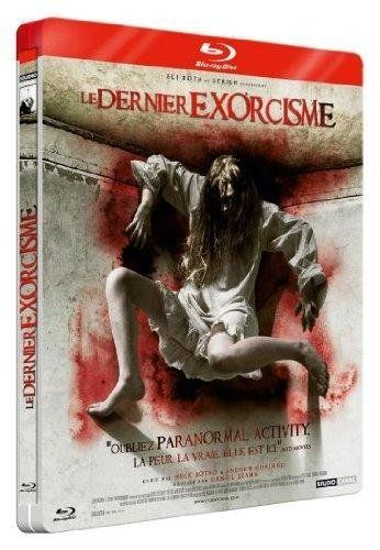 Le Dernier exorcisme [Édition boîtier SteelBook] noname…
