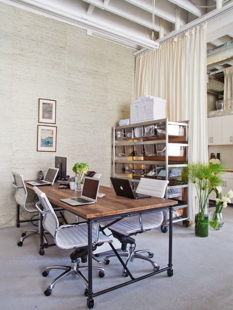 decorology: Gorgeous and Functional Office Spaces