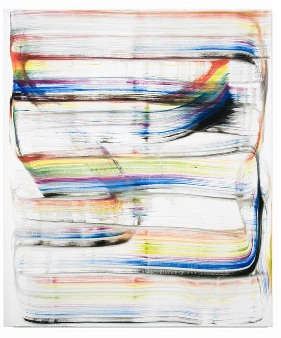 Julia Dault, Untitled (mega brush), 2011
