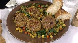 Make pork 'country' meatballs that can feed 4 for under $15